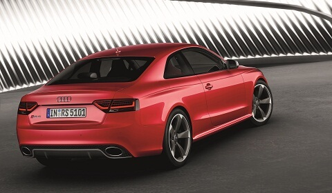 Audi RS5 Facelift