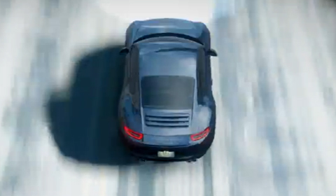 Need For Speed The Run will Feature the 2012 Porsche 911 Carrera S