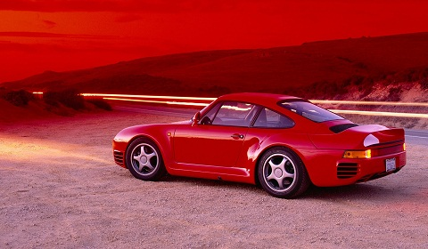 Porsche 959 Successor