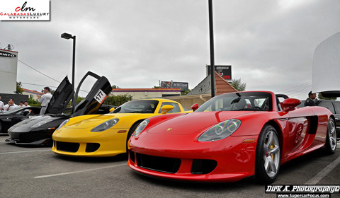 The 2011 Private Supercar Run