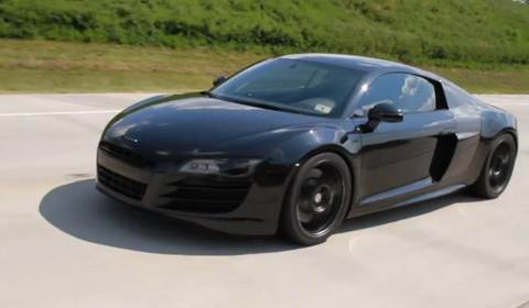 Underground Racing Audi R8 Twin Turbo