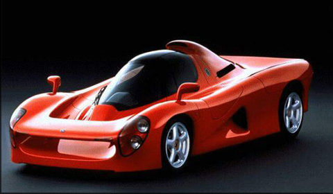 Remarkable Cars Yamaha Ox99 11 The Super Car That Never Was Gtspirit