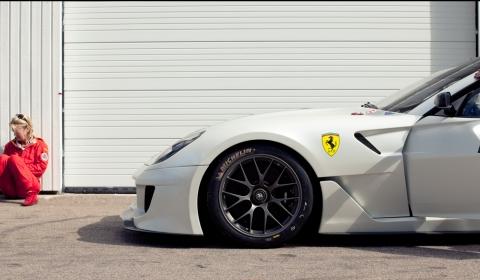 Autoropa Ferrari & Maserati at Ring Knutstorp Sweden