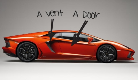How The Aventador Got It's Name