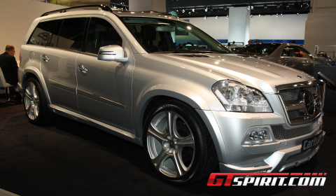 IAA 2011 Carlsson CGL45 Based on Mercedes-Benz GL Grand Edition