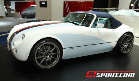 IAA 2011 Wiesmann Roadster MF3 Final Edition by Sieger
