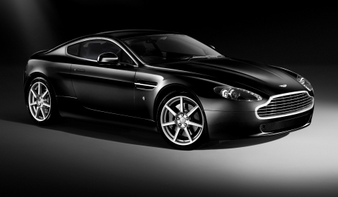Official Aston Martin Special Edition Vantage 4.7