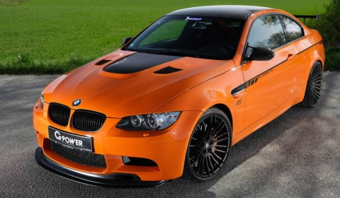 Official G-Power M3 Tornado RS with 720hp Supercharged V8