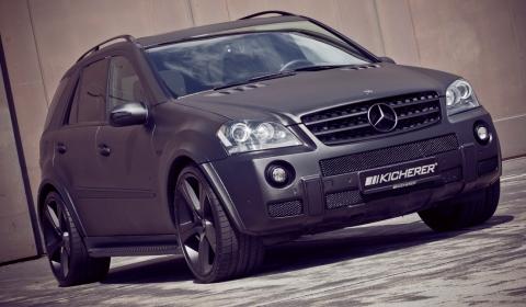 Official Kicherer Mercedes-Benz ML63 Carbon Series