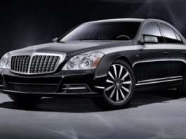Official Maybach Edition 125!