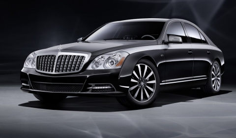 official maybach 125 edition Daimler Lost €330,000 on Every Maybach Sold