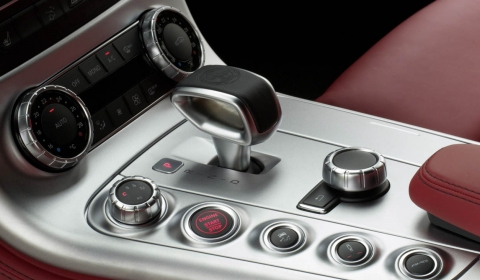 Official Mercedes-Benz SLS AMG Available with AMG Ride Control 01