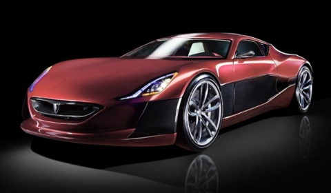 Official Rimac Concept One