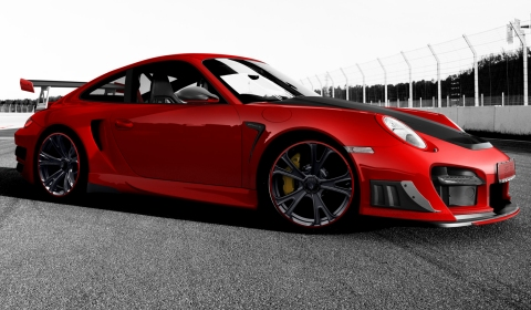 official techart gtstreet rs based on porsche 911 gt2 rs gtspirit. Black Bedroom Furniture Sets. Home Design Ideas