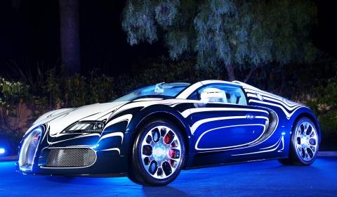 Bugatti on Photo Of The Day  Bugatti Veyron Grand Sport L   Or Blanc By Philipp