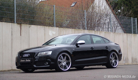 Official: Senner Audi S5