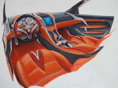 US Company Maxximus Plans Prodigy Supercar 01