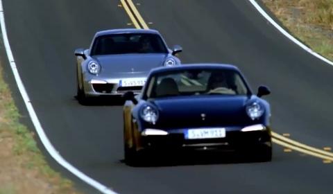 Video 2012 Porsche 911 7-Speed Gearbox, Coasting & Start/Stop Feature