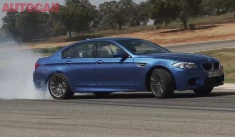 Video Autocar Reviews 2012 BMW F10M M5