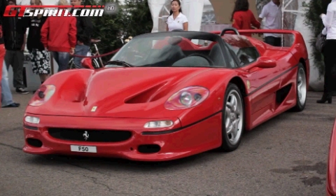 Video Autoropa Ferrari & Maserati Racing Day 2011