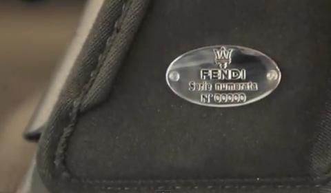 Video Behind the Scenes with Maserati GranCabrio Fendi