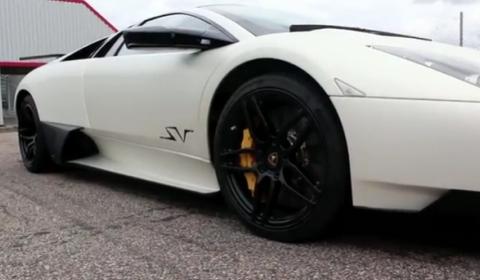 Video First Customer Lamborghini Murcielago SV No. 001/350 in Sweden