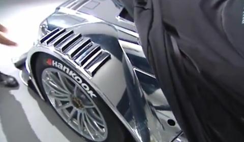 Video Sneak Preview 2012 DTM AMG Mercedes C-Class Coupé