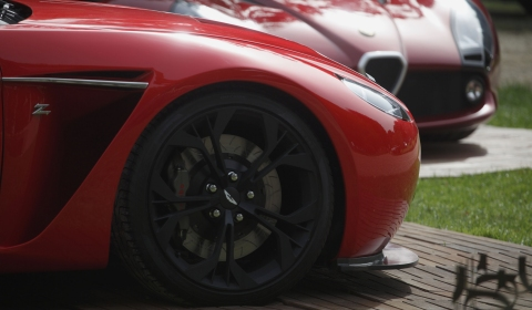 Zagato Wins Two Prices at Uniques Special Ones 2011