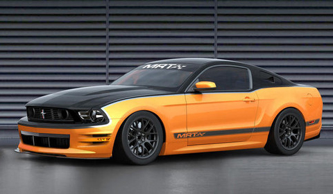 2012 Ford Mustang by MRT Performance