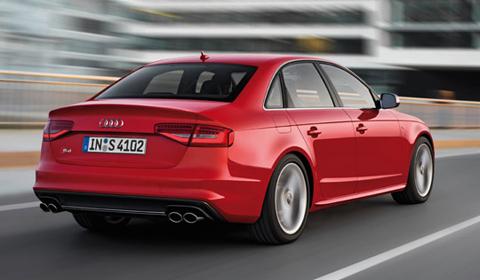 Official: Audi S4 Facelift