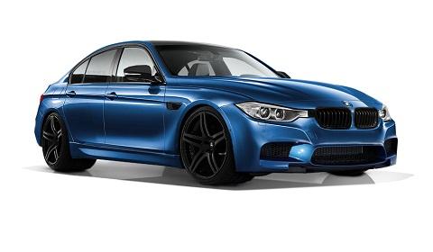 2013 BMW F80 M3 Rendered
