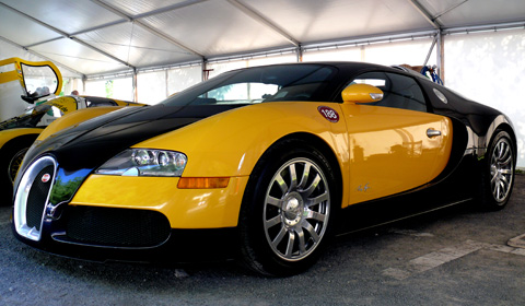 Rich Man's Veyron