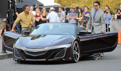 Acura News on Speculations Of The Honda   Acura Nsx Being Heading To The Final Stage