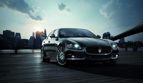 Three New Maserati Models