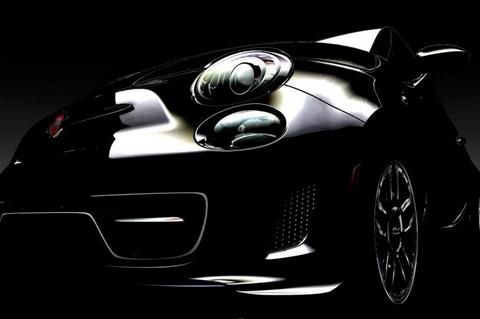 Mopar Fiat 500 - Titanium Edition