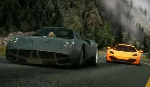 Need For Speed: The Run - On The Edge