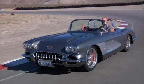Video: The Smoking Tire Drives the Art Morrison 3G Corvette