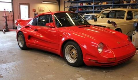 For Sale Porsche 930 Turbo By Koenig Specials Gtspirit