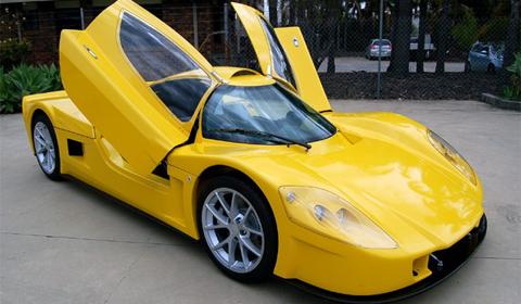 Varley evR450 Electric Sportscar Revealed