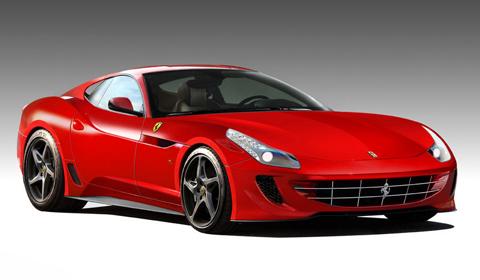 Ferrari 599 Successor Revealed