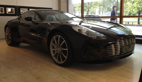 For Sale Aston Martin One-77 Number #65