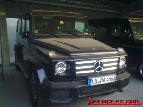 Spyshots: Mercedes G65 AMG Spotted in Dubai