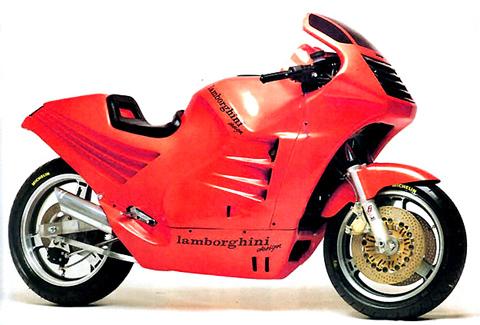 Lamborghini Design 90 Motorcycle