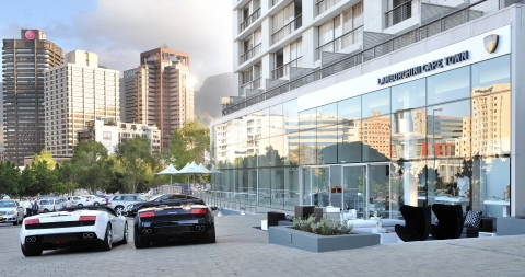 Lamborghini Opens Two New Dealers in South Africa 01