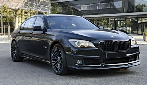 Official BMW 7 F02 Series Long Version by Tuningwerk