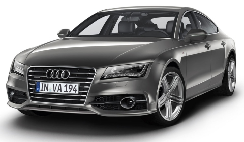 Official Limited Edition Audi A7 Sportback S