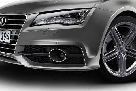 Official Limited Edition Audi A7 Sportback S 01