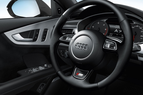 Official Limited Edition Audi A7 Sportback S 02