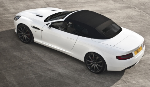 Official Project Kahn Aston Martin DB9 Volante