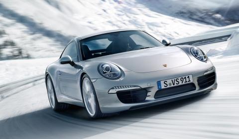 Porsche Driving Experience Winter 2011/2012